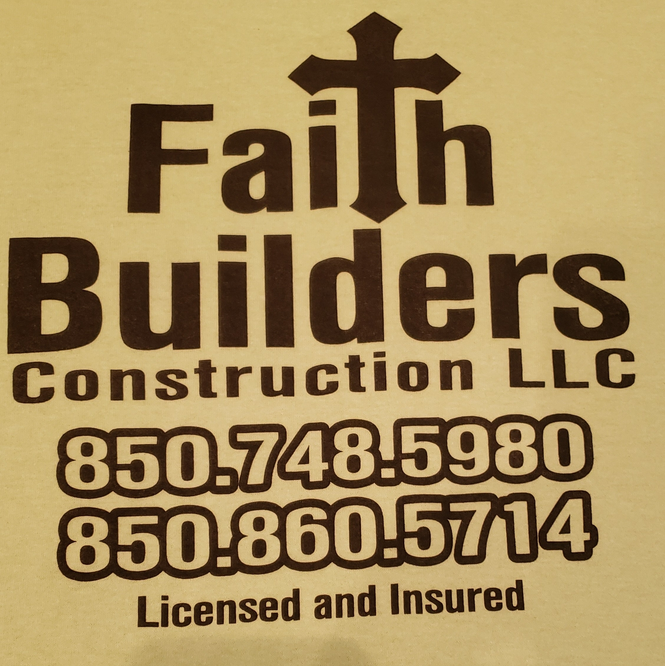 Faith Builders Construction LLC