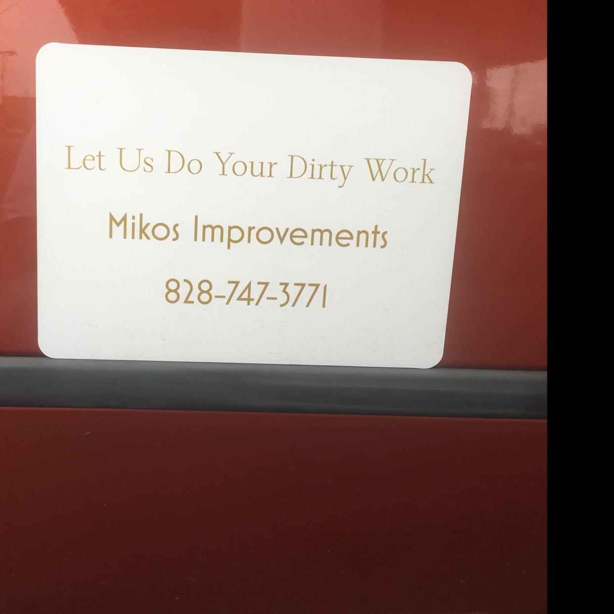 Mikos Improvements