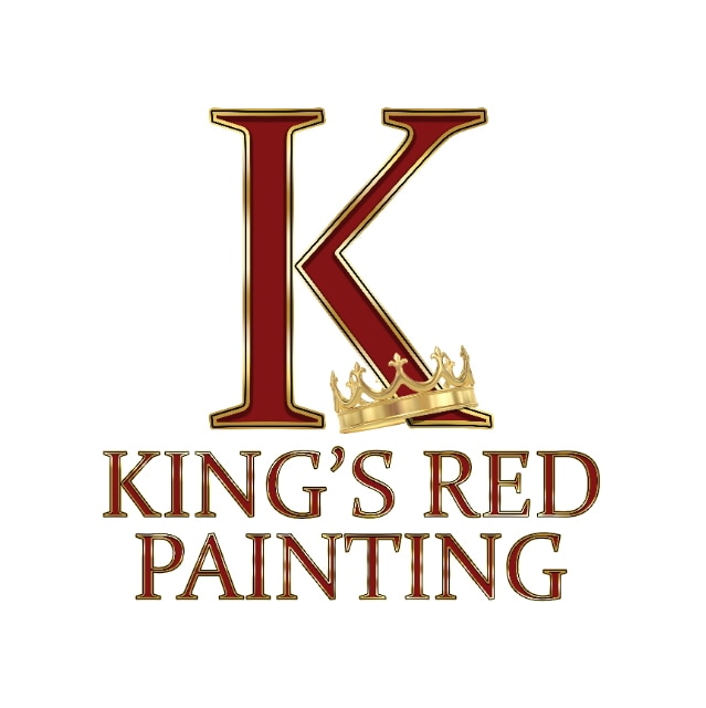 King's Red Painting