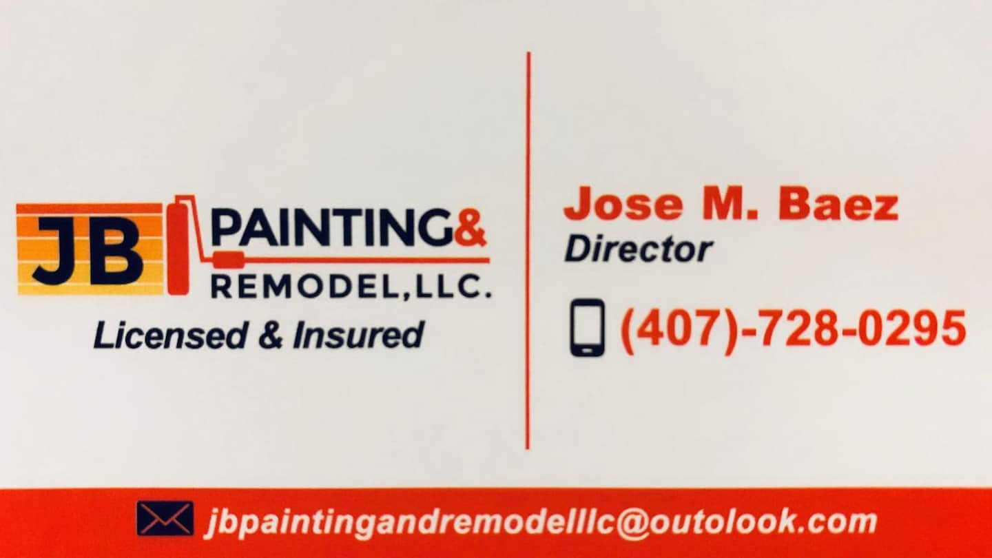 JB Painting and Remodel LLC