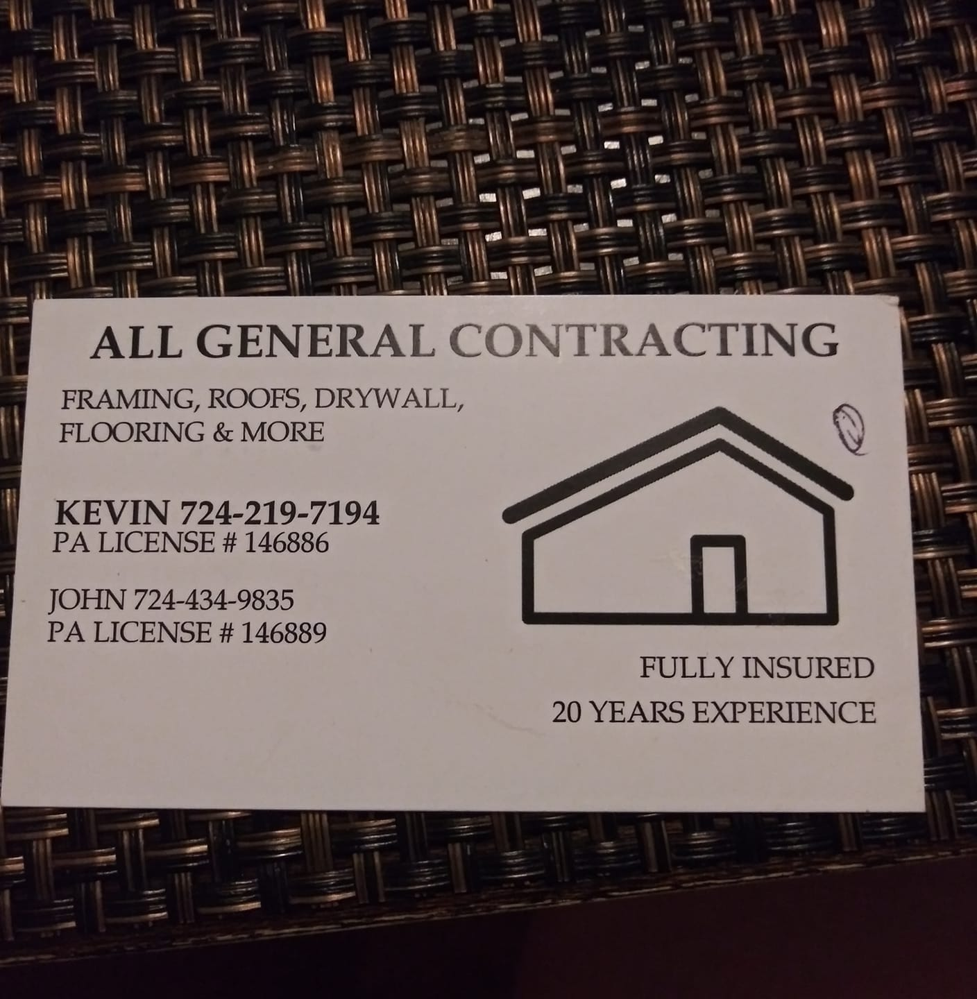 All General Contracting