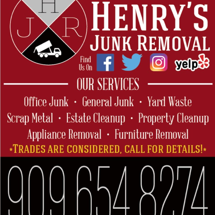 Henry's Junk Removal