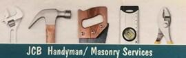 JCB Handyman/ Masonry