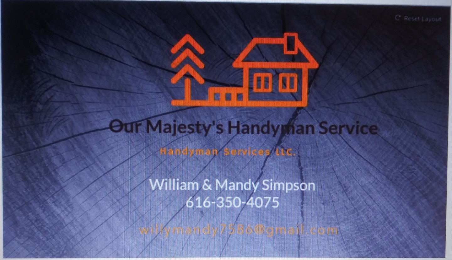 Our Majesty's Handyman Services, LLC