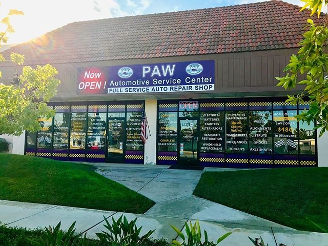 Paw Automotive Service Center Reviews Santee Ca Angie S List