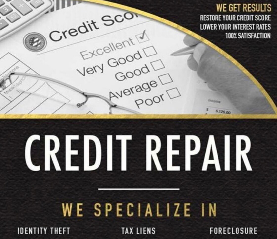 TKTs Credit Repair Services