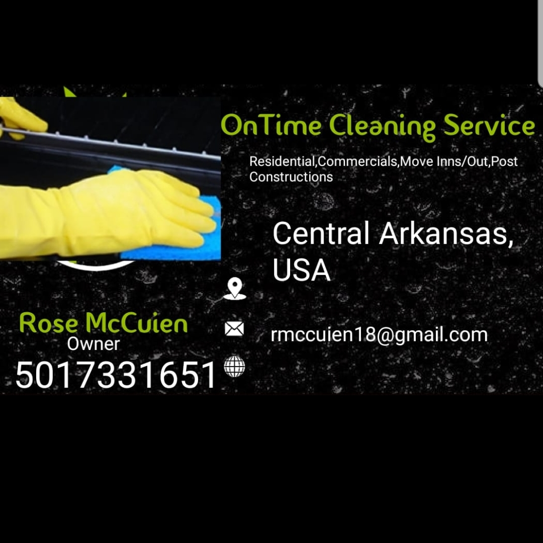On Time Cleaning Service