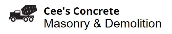 Cee's Concrete Masonry Demolition Co.