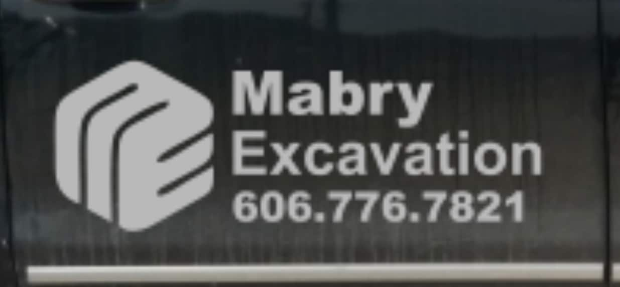 Mabry excavation