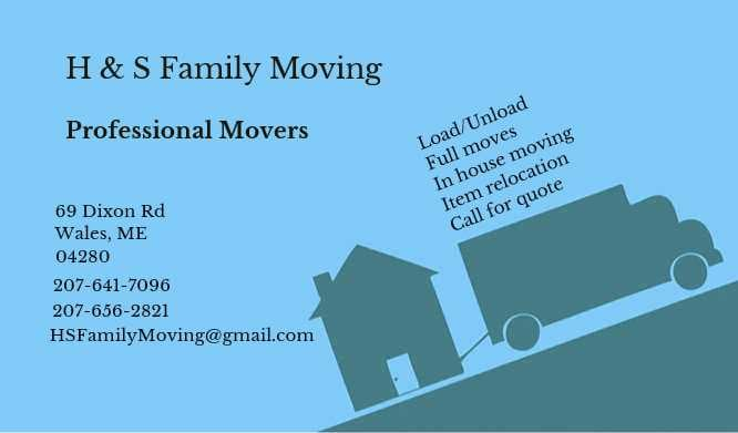 H&S Family Movers
