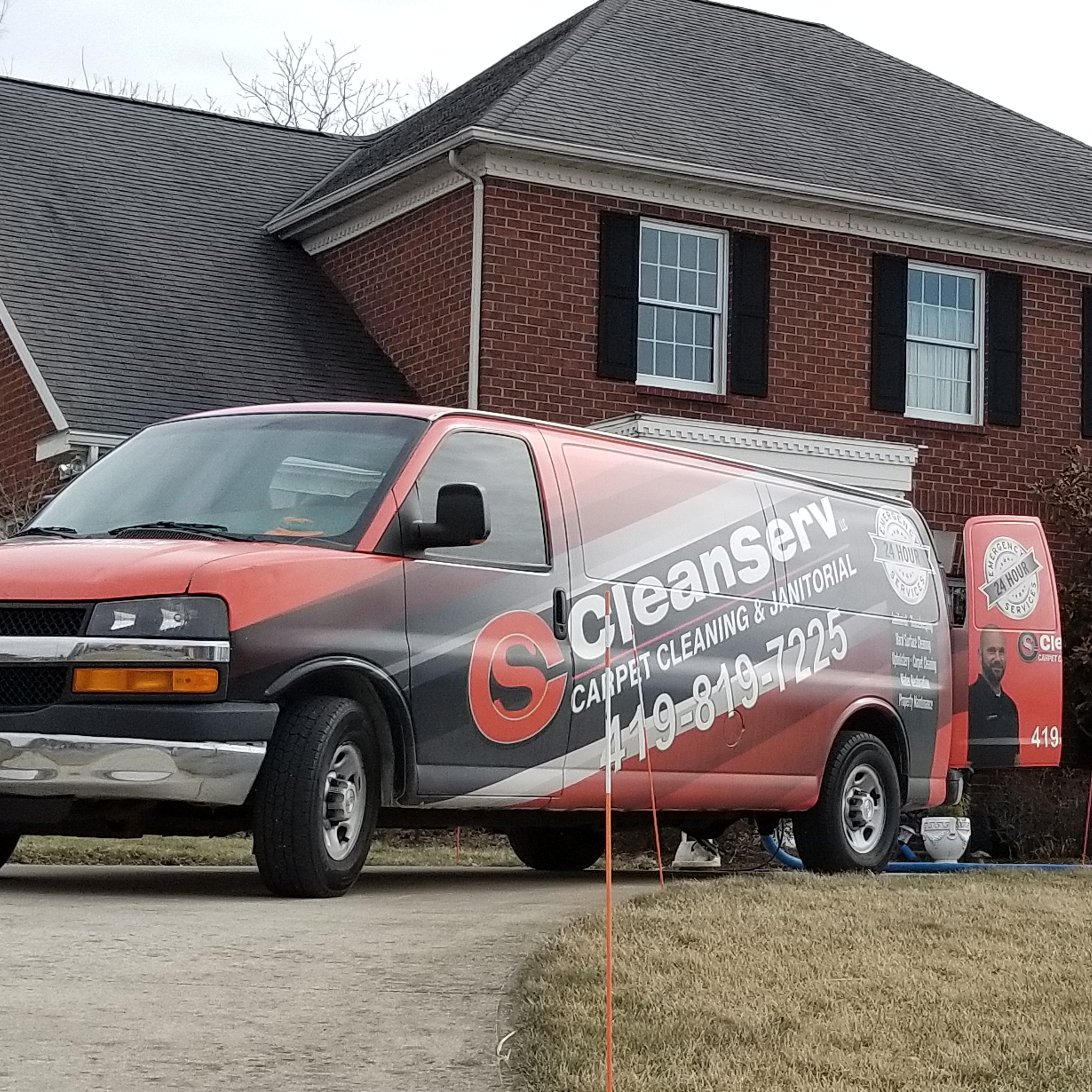 CleanServ Carpet and Janitorial LLC
