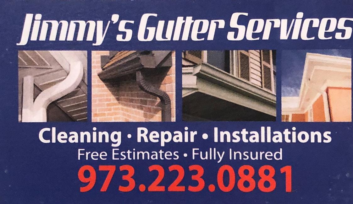 Jimmy's Gutter Service