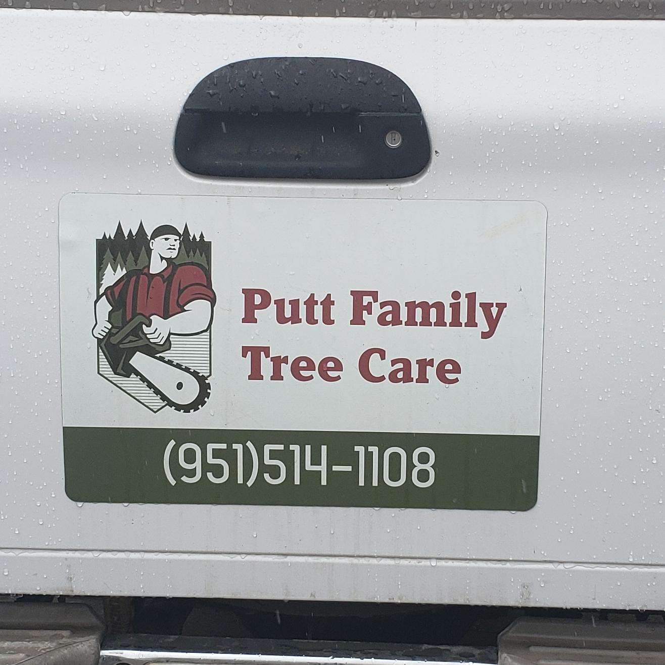 Putt Family Tree Care