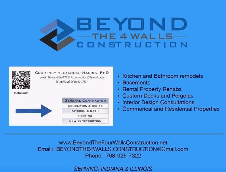 Beyond The Four Walls Construction