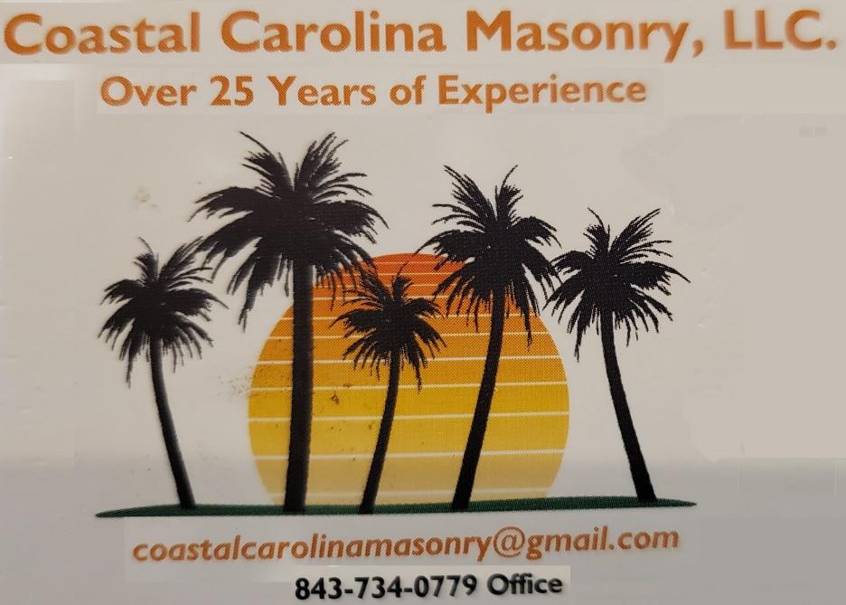 Coastal Carolina Masonry LLC