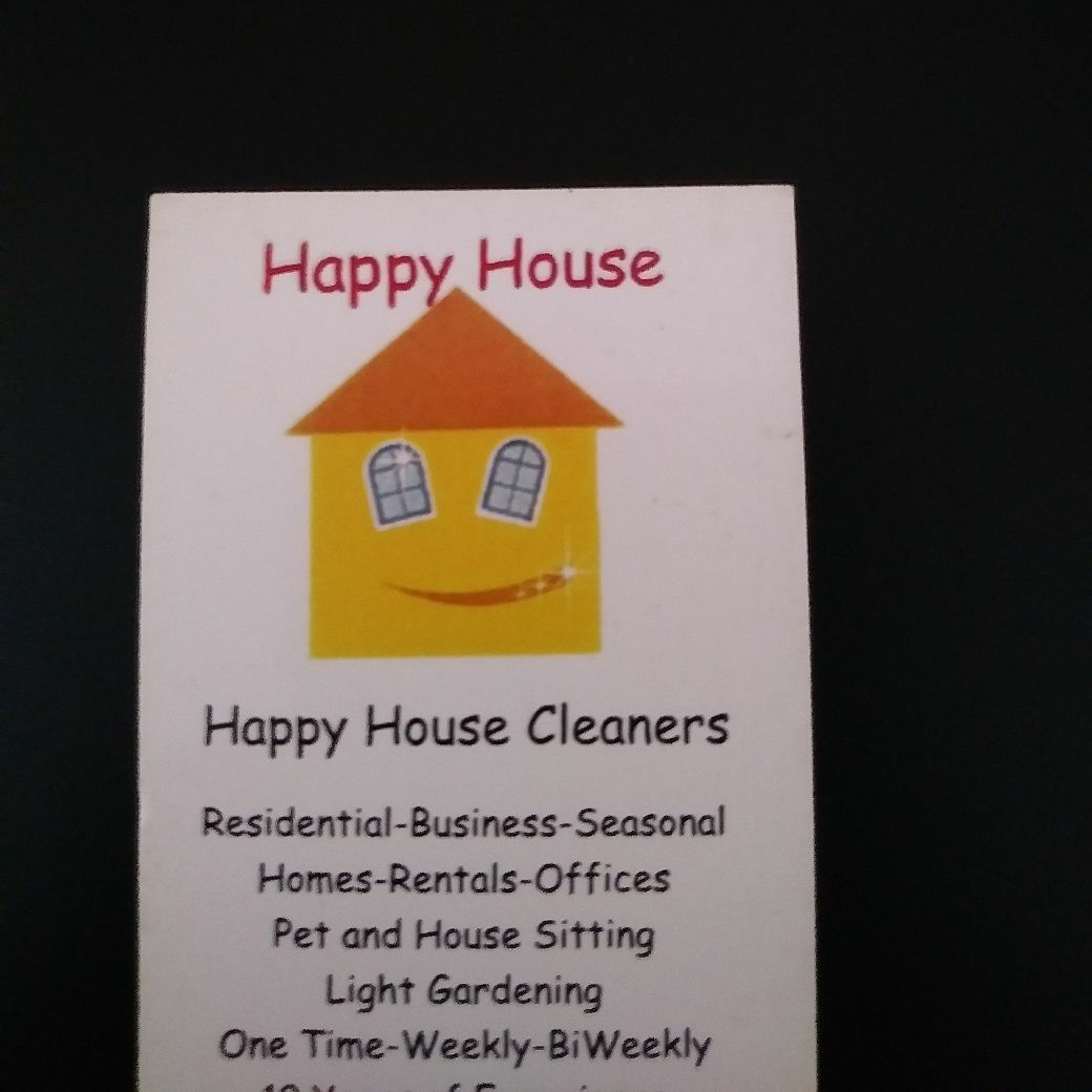 Happy Housecleaners