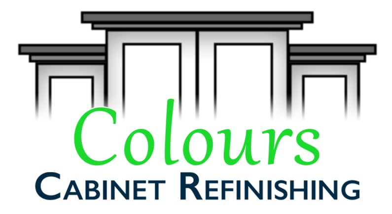 Colours Cabinet Refinishing