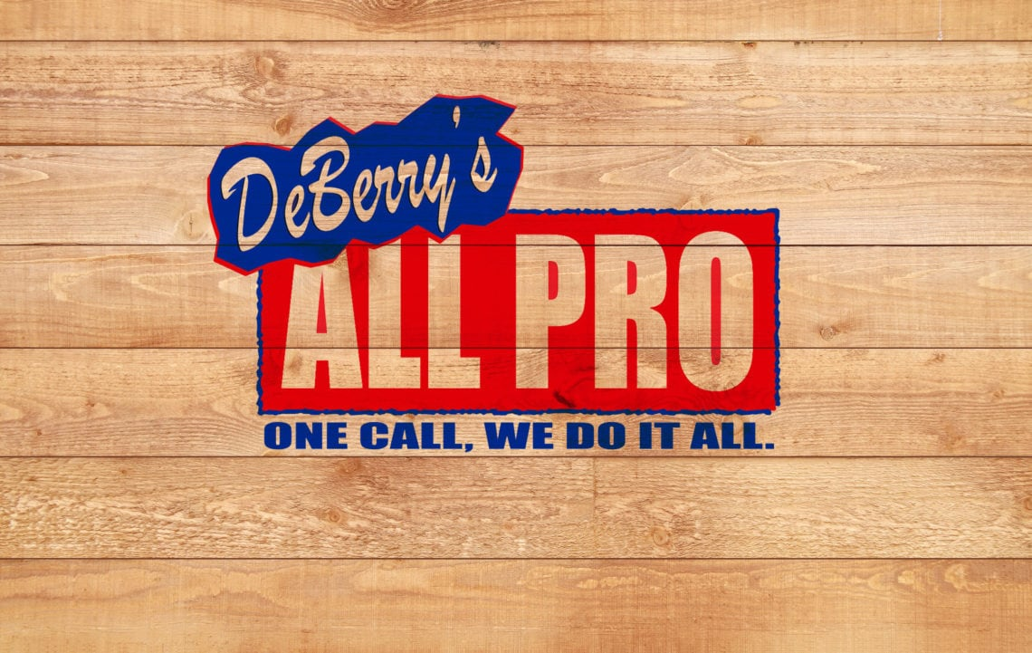 DeBerry's All Pro