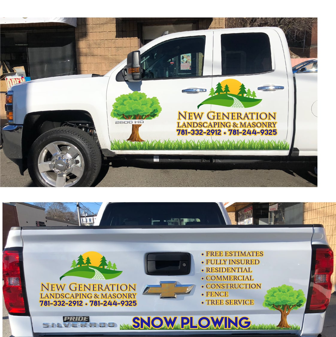 New Generation Landscaping & Fence
