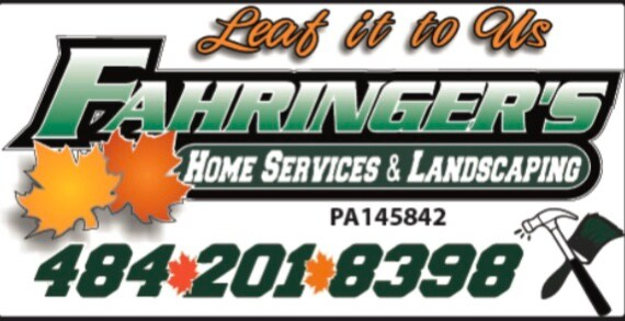 Fahringers home services & landscaping