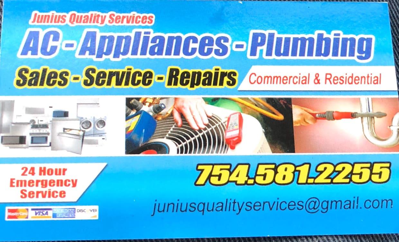 Junius Quality Service