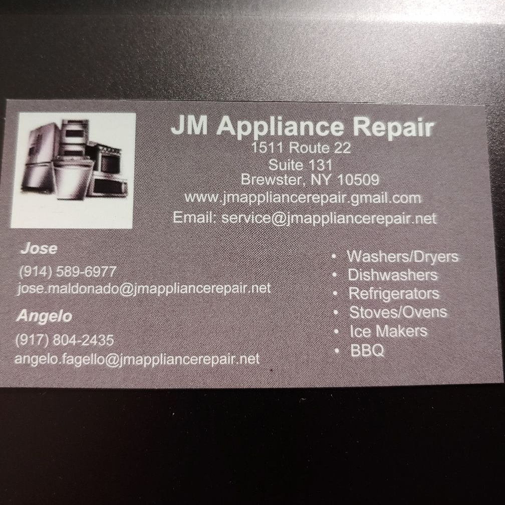 J&M Appliance Repair