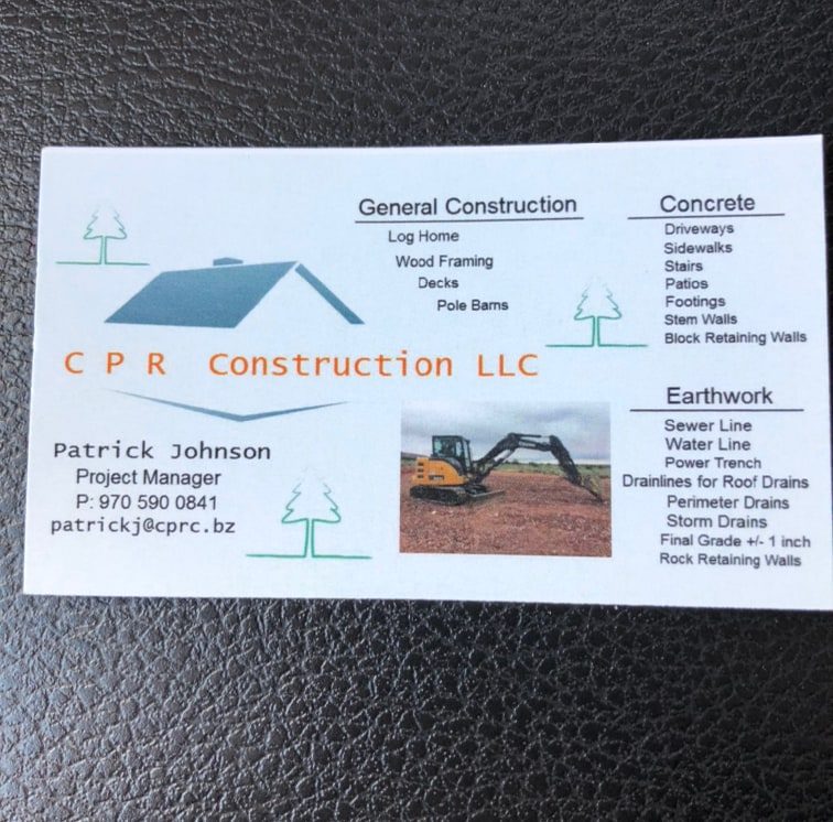 CPR Construction LLC