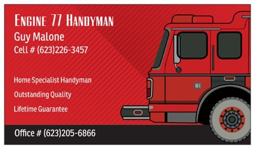 Engine 77 Handyman - Guy Malone