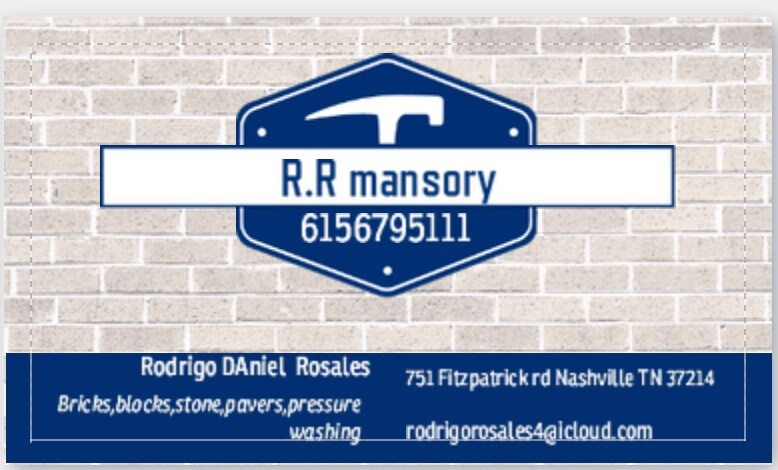 Rosales Masonry