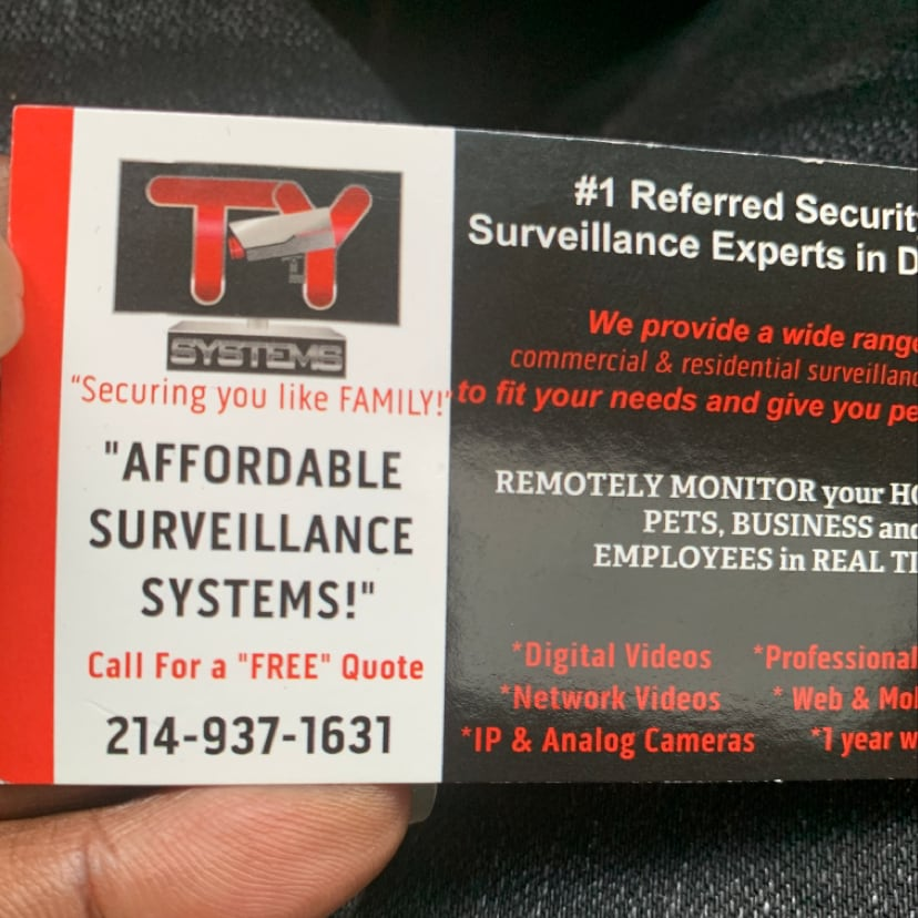Ty Security