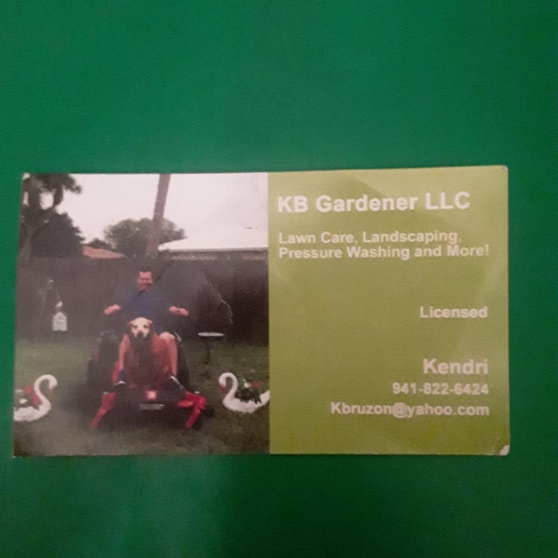 Kb GARDENER LLC