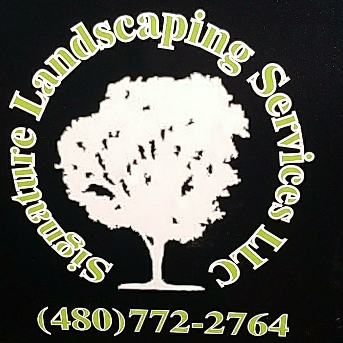Signature landscaping services llc