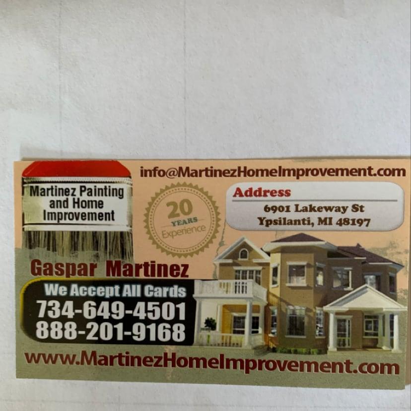 Martinez Painting Co.