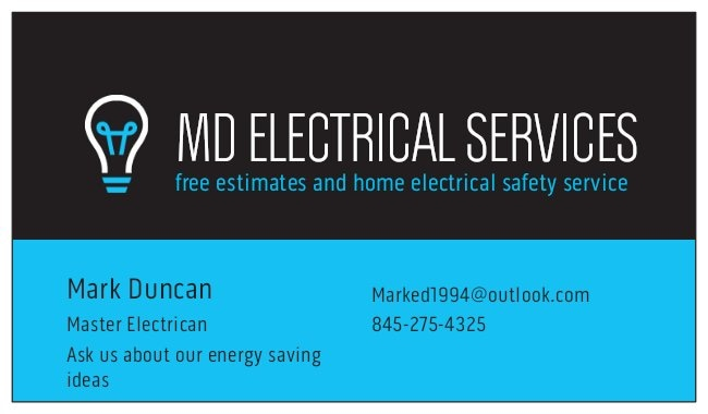 M.D. Electrical Services
