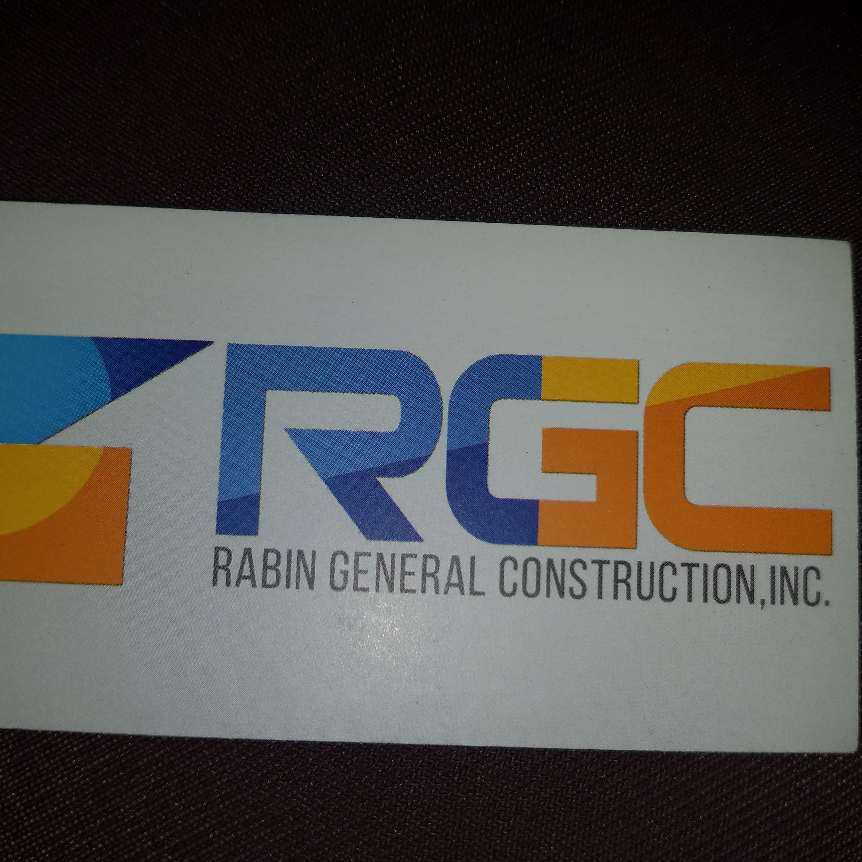 Rabin General Construction Inc