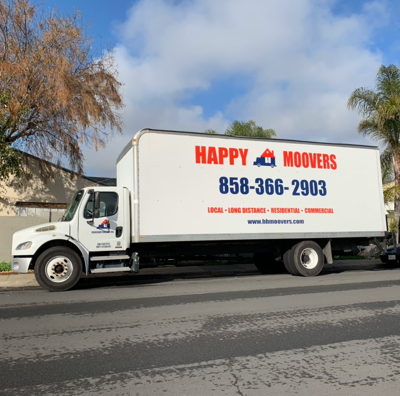 Happy Home Movers