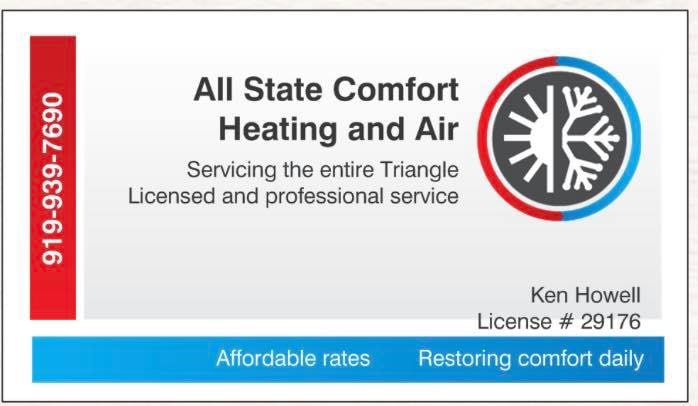 All State Comfort Heating and Air