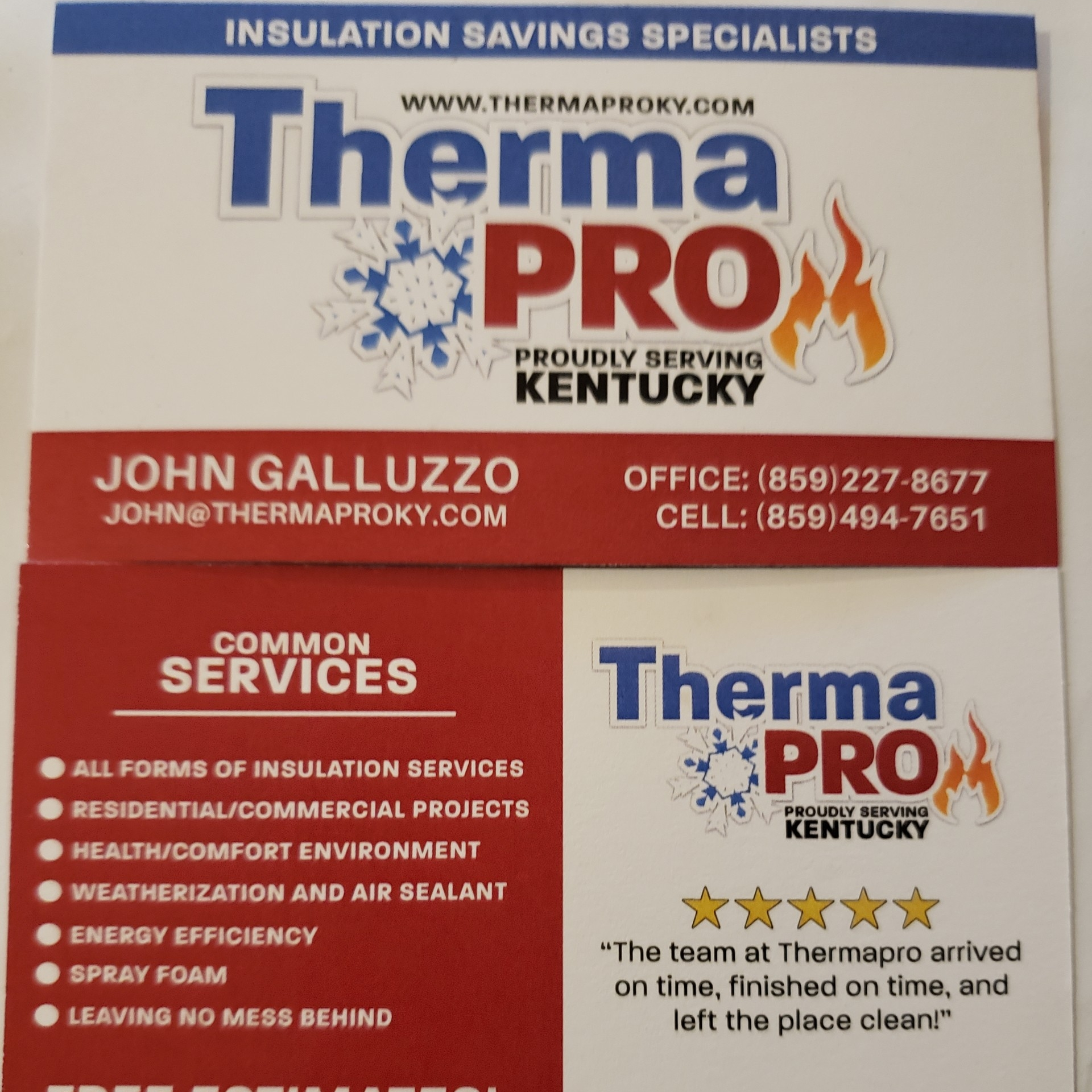 Thermapro