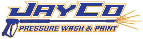 Jay Co., Pressure Wash & Paint logo