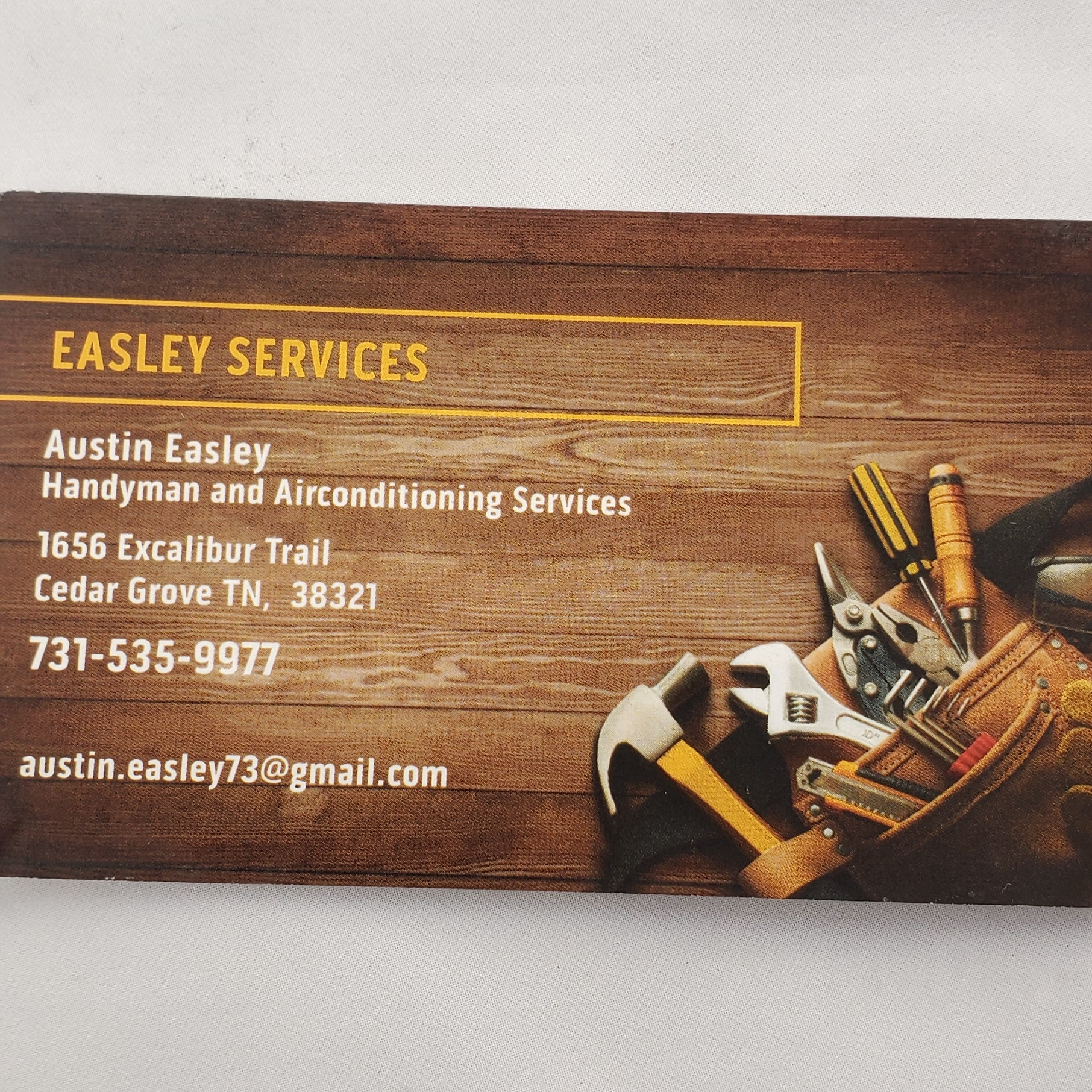 Easley Handyman and Air Condition Service
