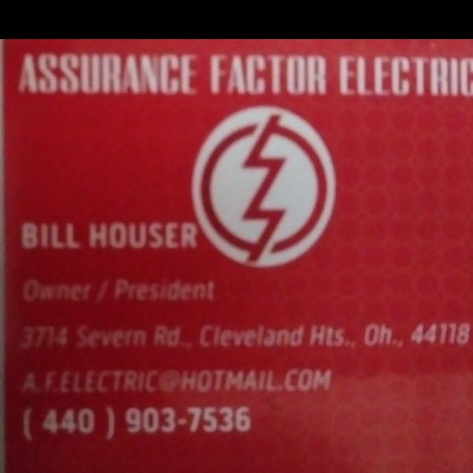 Assurance Factor Electric logo