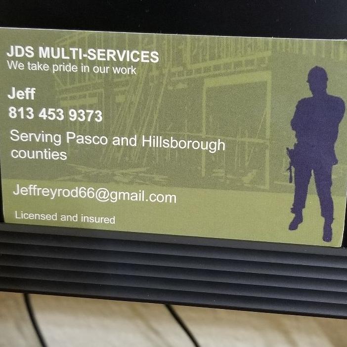 JDS MULTI-SERVICES