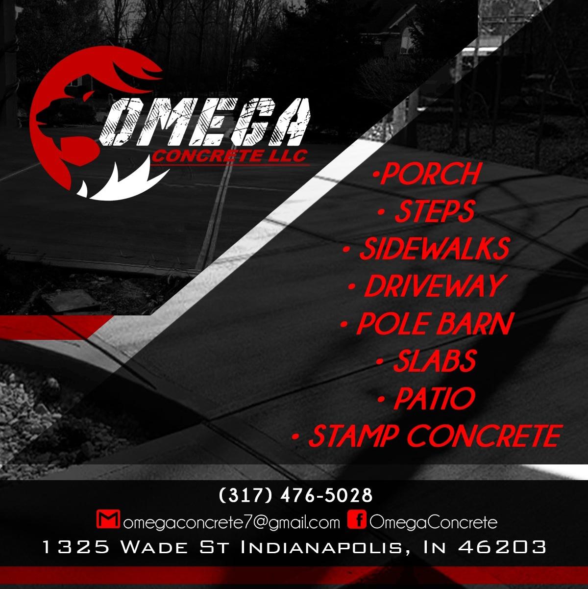 Omega Concrete LLC