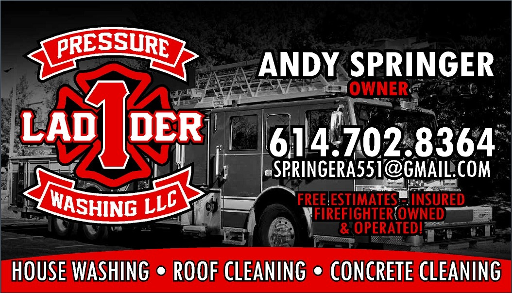 Ladder 1 Pressure Washing LLC