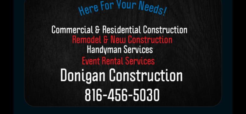 Donigan Construction