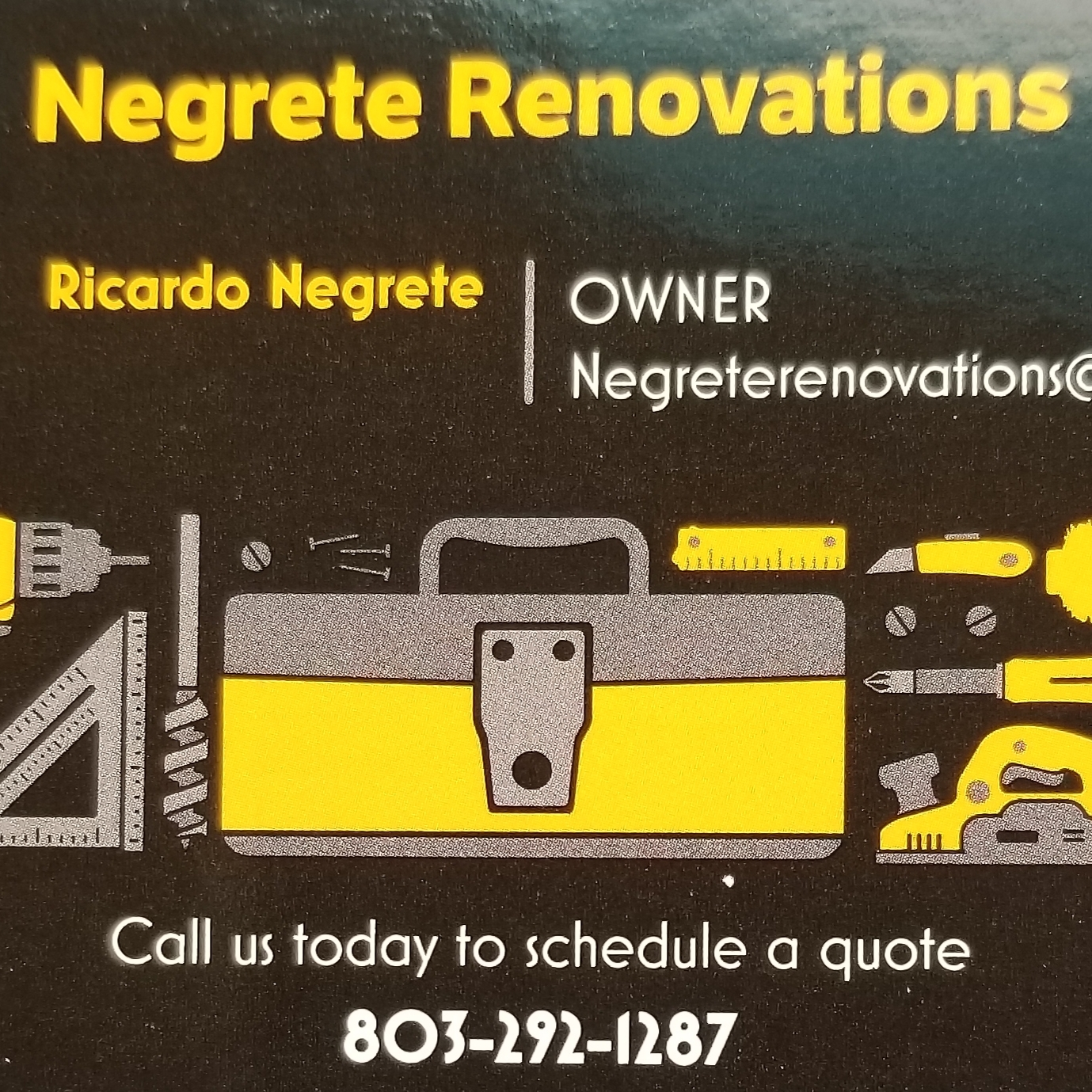 Negrete Renovations