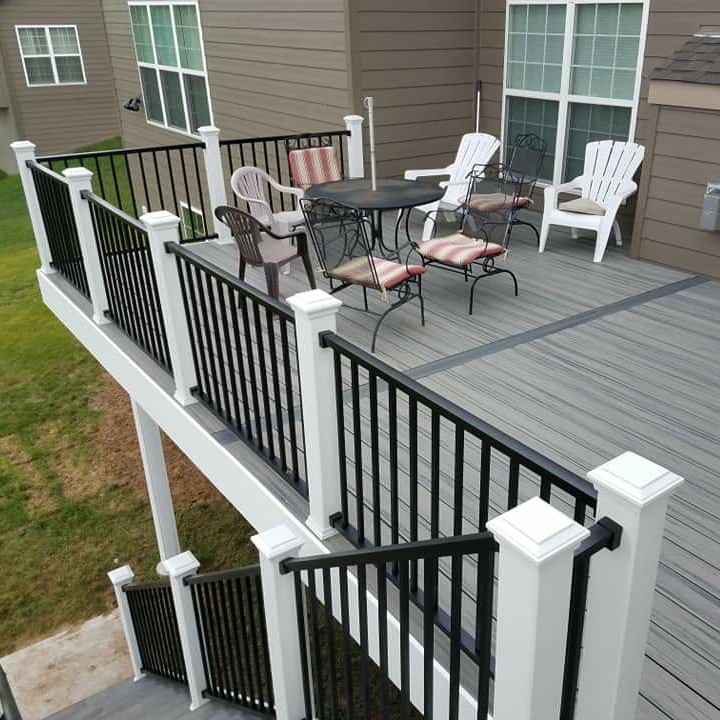 Custom Decks and Repairs LLC