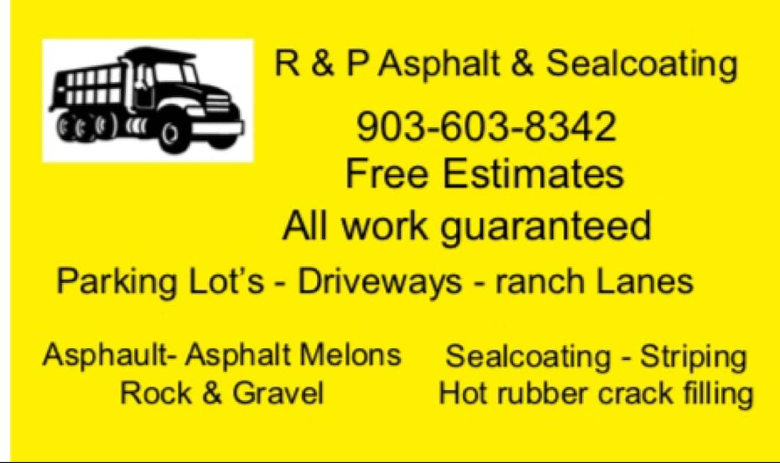 R & Y Asphalt & Sealcoating