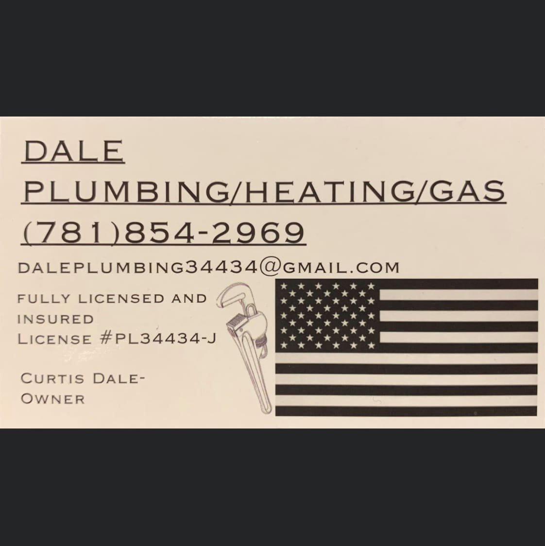 Dale Plumbing/Heating/Gas