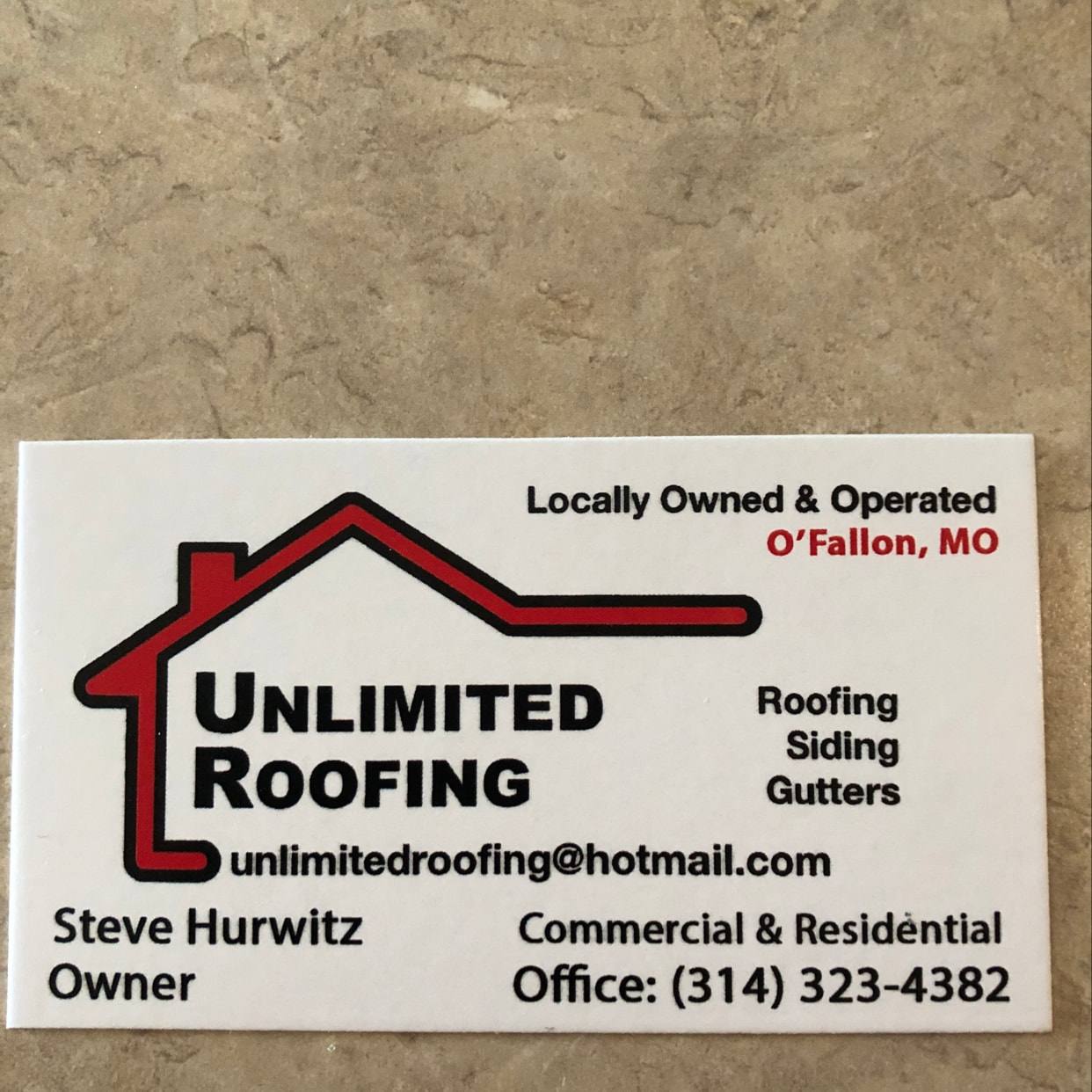 Unlimited roofing
